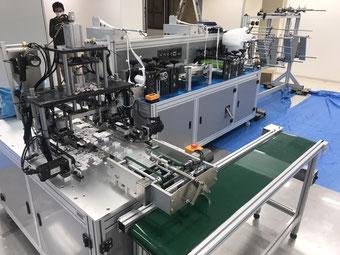 #大阪 マスク製造機納入 2020年度-新着情報