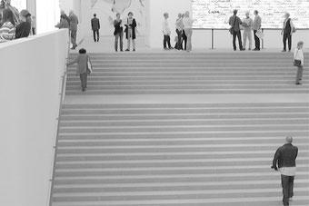 Im Museum Pinakothek der Moderne, München