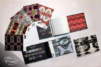 pattern books © ELISA MELANZANI BERLIN