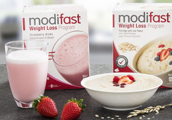 Modifast Weight Loss Program