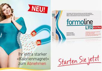 Abnehmen mit formoline L112 EXTRA 20% Online-Shop