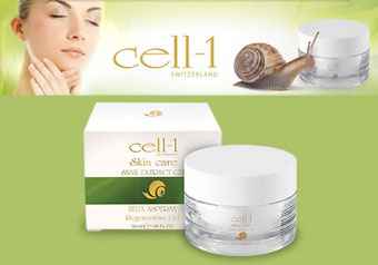cell-1 Switzerland Kosmetik
