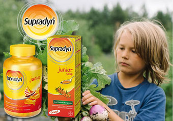 Supradin Junior 20% Online-Shop
