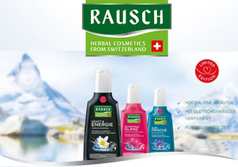 RAUSCH 20% - LIMITED EDITION