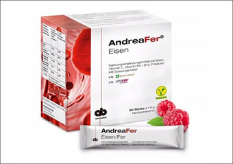 AndreaFer® Eisen