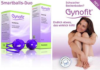 Gynofit Smartballs Duo 20% SET