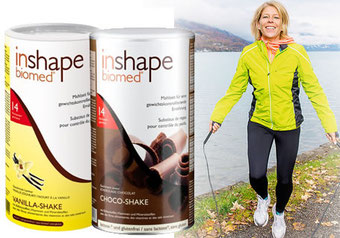 InShape-Biomed® im 20% Online-Shop