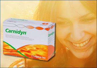 Carnidyn® - die clevere Kombination von Vitalstoffen