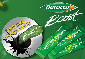 Berocca® Boost Direkt Sticks