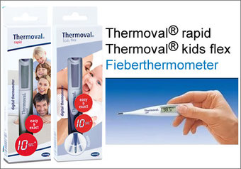 Thermoval rapid Thermometer