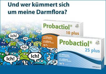 PROBACTIOL® 10 plus / 25 plus
