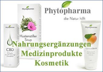 Phytopharma - die Natur hilft