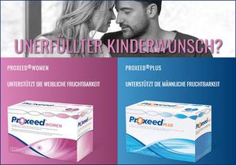 Proxeed® für Paare mit unerfülltem Kinderwunsch