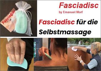 Fasciadisc für die Selbstmassage