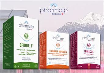 Pharmalp Produkte aus der Schweiz