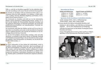 Bericht über den Sport in Siersleben (1966)