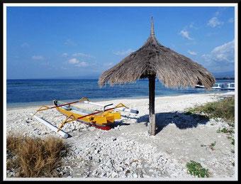Bali et Gili Air