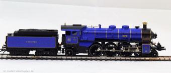 Schlepptenderlokomotive H0