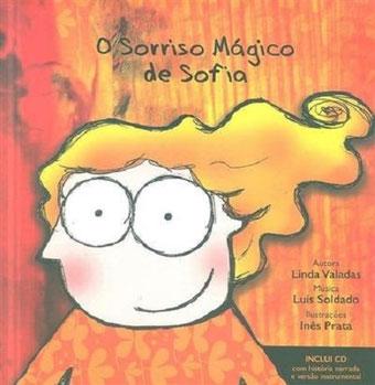 O sorriso mágico de Sofia