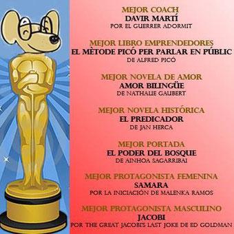 """El Llibre """"El Mètode Picó per parlar en públic"""" ha guanyat un Bruno de Oro per votació popular"""