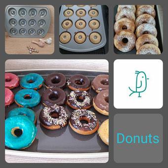 Donut-Backform von Pampered Chef®