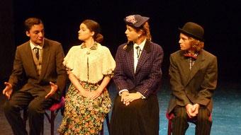 Stages théâtre enfants adolescents - Théâtre du Versant - Biarritz