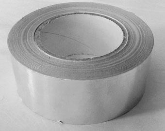 Nastro alluminio per cavo scaldante Lorenzoni