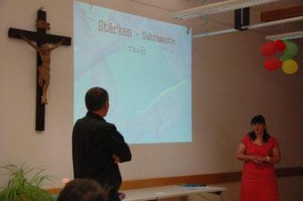 Für den Arbeitskreis Liturgie berichtete Pastoralassistentin Franziska Seiser aus Sandleiten