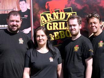 Grill Team, Arndt, Grill & BBQ, Gas, Kohle, Pellets, Grill, BBQ, Griller, Kugelgrill, Smoker,
