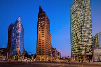 Vom Potsdamer Platz zum Kulturforum - kulturgut Berlin Stadtführungen