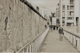 Die Berliner Mauer - kulturgut Berlin Stadtführungen
