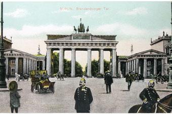 Klassische Stadtführungen kulturgut Berlin