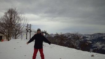 スキーに行ってきました2012