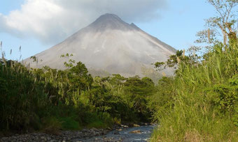 Caminata Volcan Arenal