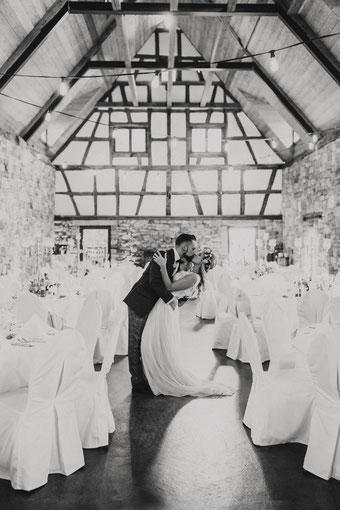 Heiraten in der Pfalz im Gut Rehbach - Foto: Isabell Kauther Fotografie