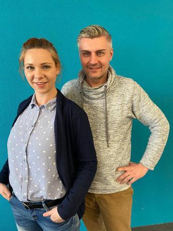 Pflege mit Herz in Duisburg - Katharina und Dennis Gärtner