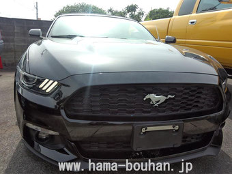 Mustang2015 front