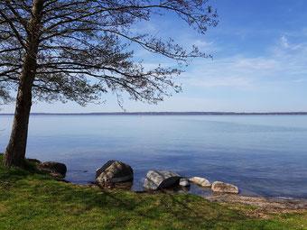 XCAT-Segelreviere fürs mobile Segeln | Schweriner Außensee , Naturcamping Retgendorf