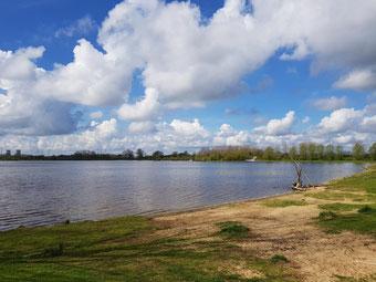 XCAT-Segelreviere fürs mobile Segeln | Öffentliche Bootseinlassstelle Maas-Seen bei Roermond