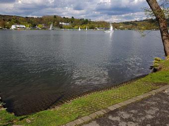 XCAT-Segelreviere fürs mobile Segeln | Einzige öffentliche Booteinlassstelle am Baldeneysee bei Werden