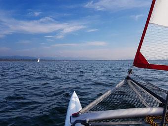 XCAT-Segelreviere fürs mobile Segeln | Zülpicher See