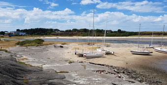 XCAT-Segelreviere fürs mobile Segeln | Segelkatamaran, Großer Plöner See, Strandbad Bosau