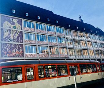 Frankfurt, old-town, lifestylette