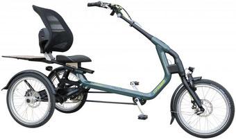 Van Raam Easy Rider Dreirad und Elektro-Dreirad für Erwachsene - Shopping-Dreirad 2020