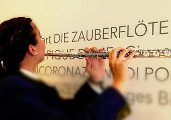 """Unsere """"Zauberflöte"""" Theresia Prinz"""