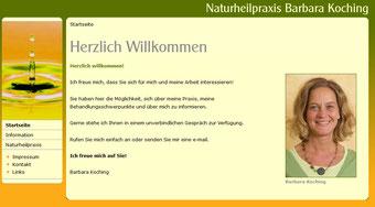 Naturheilpraxis Barbara Koching
