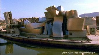 Guggenheim Museum - Bilbao - vista esterna