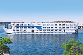 Die SUNRISE Select M/S Semiramis
