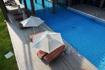 Der Relax-Pool im Sentido