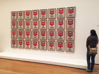 Warhol  im MoMa